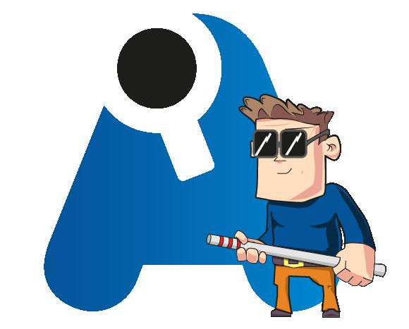 Illustratie Abel logo