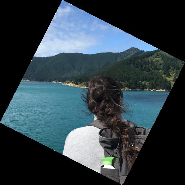 Melissa Moussaid Nieuw Zeeland
