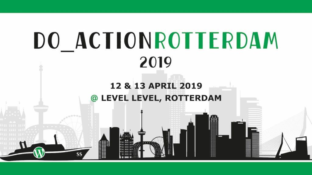 Aankondiging van de do_action Hackathon bij Level Level