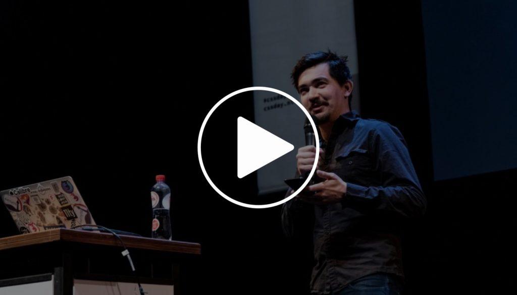 Thumbnail van de talk van Heydon Pickering