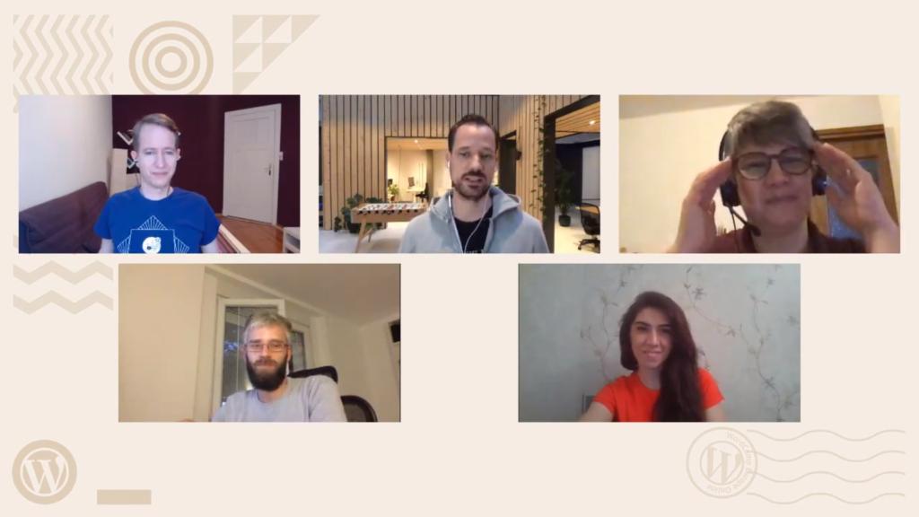 Sprekers op WordCamp Europe 2020