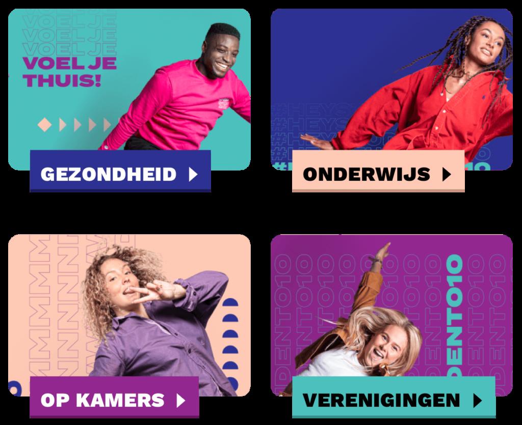 thema's Rotterdam Staat Om Jou Te Springen