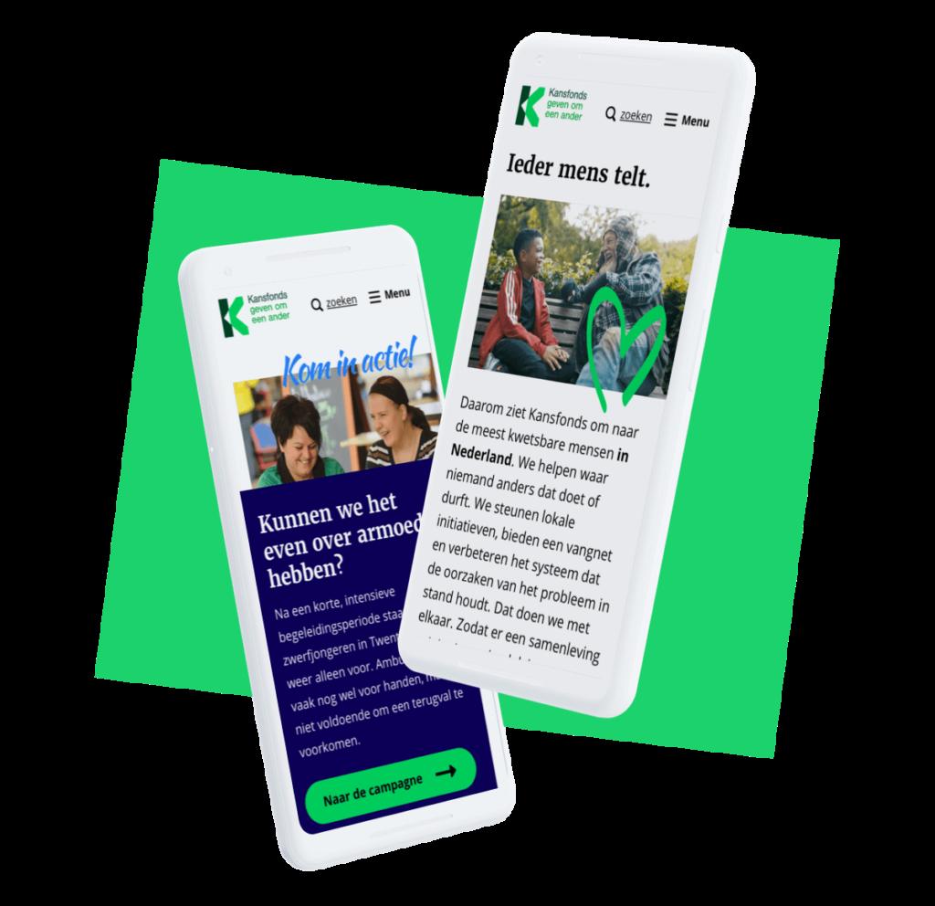 Kansfonds - Mobiele devices