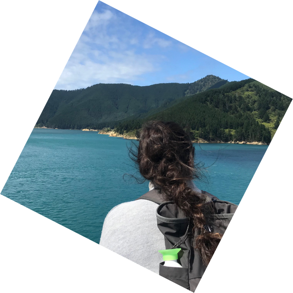 Melissa Moussaid Nieuw-Zeeland